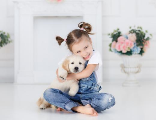 Rozwój dziecka a zwierzęta