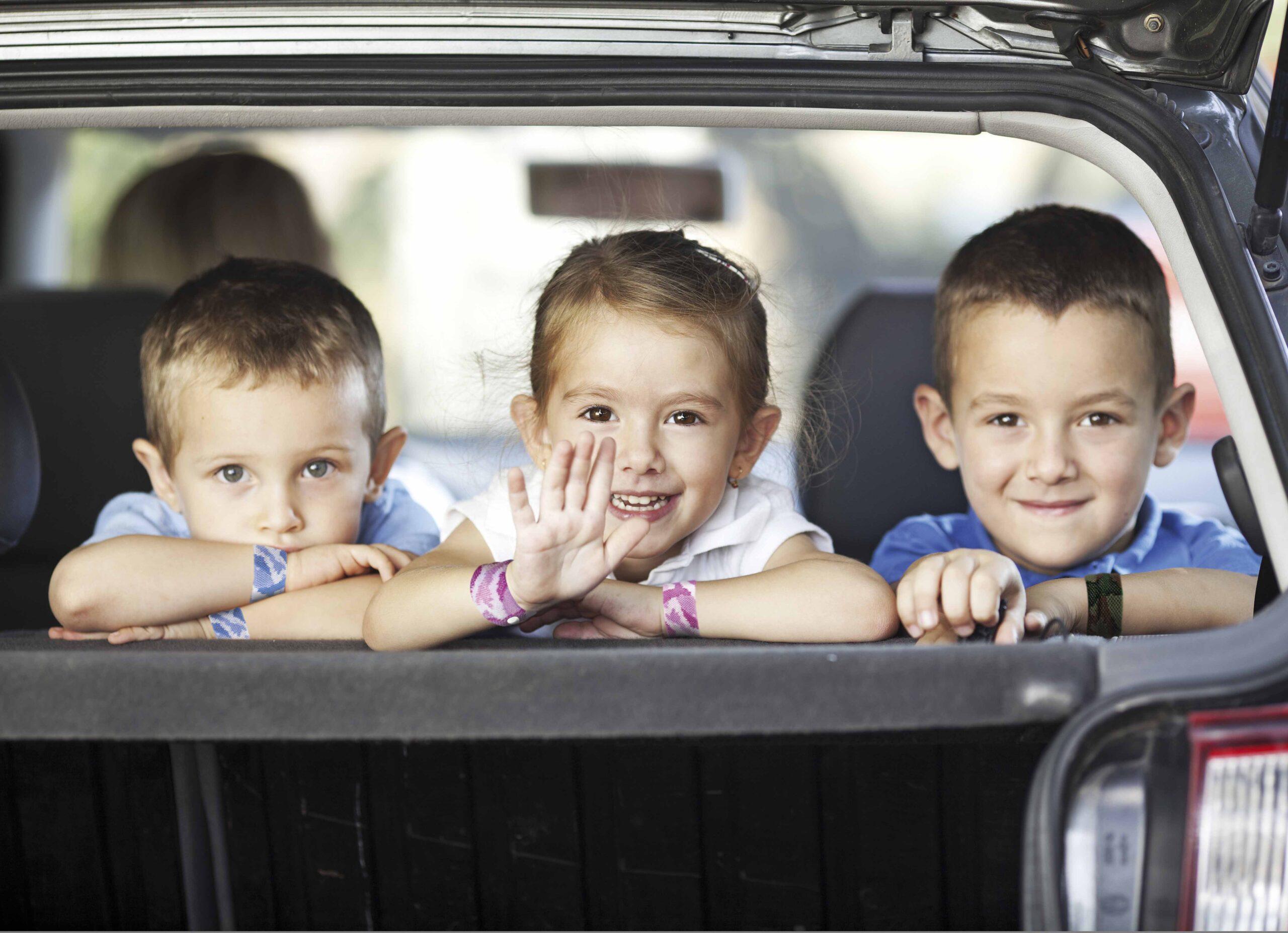 Choroba lokomocyjna u dzieci