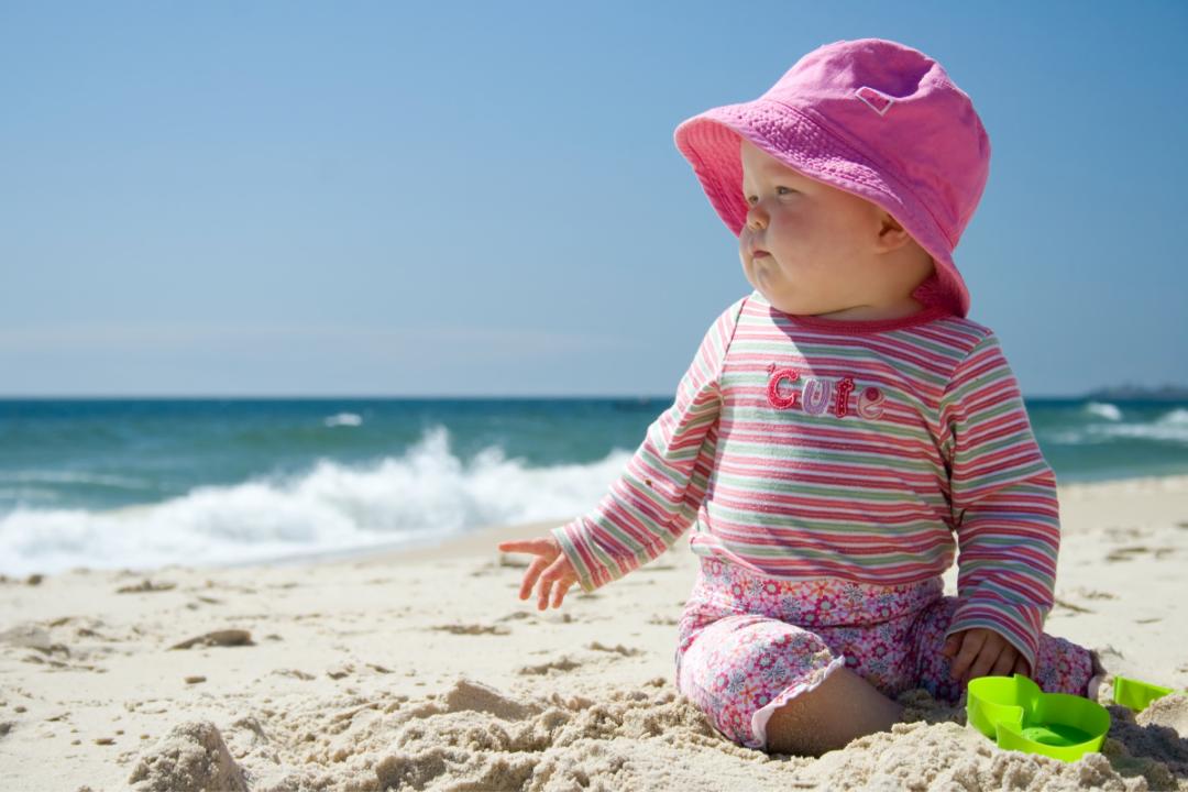Udar słoneczny u dzieci, czym jest i jak mu zapobiegać?